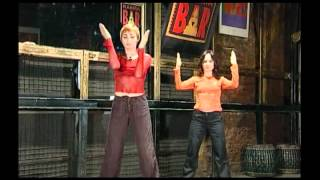 Танцы House - обучение (часть 1)