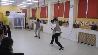 видео фехтование для взрослых