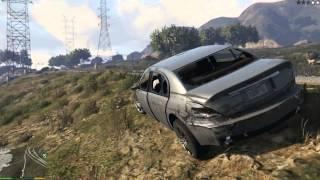 GTA V [Police Action] GTX970 PC HD