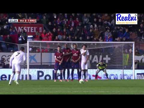 CA Osasuna vs Real Madrid C.F. 0:2 All goals [Copa del rey 15.01.2014]