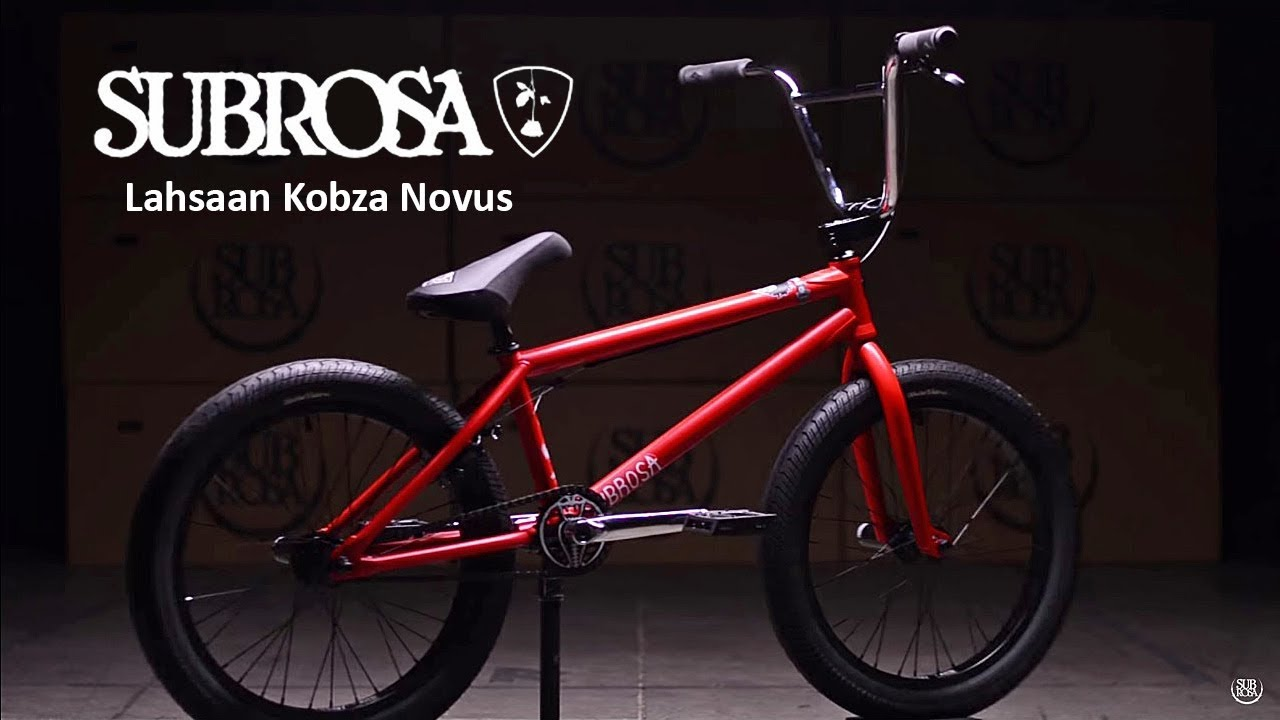 Subrosa freestyle bikes are designed for good times on all terrains. Click on any of the subrosa freestyle bmx bikes to view the descriptions of each bike model.