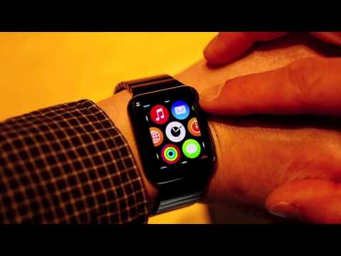 Apple Watch体験動画