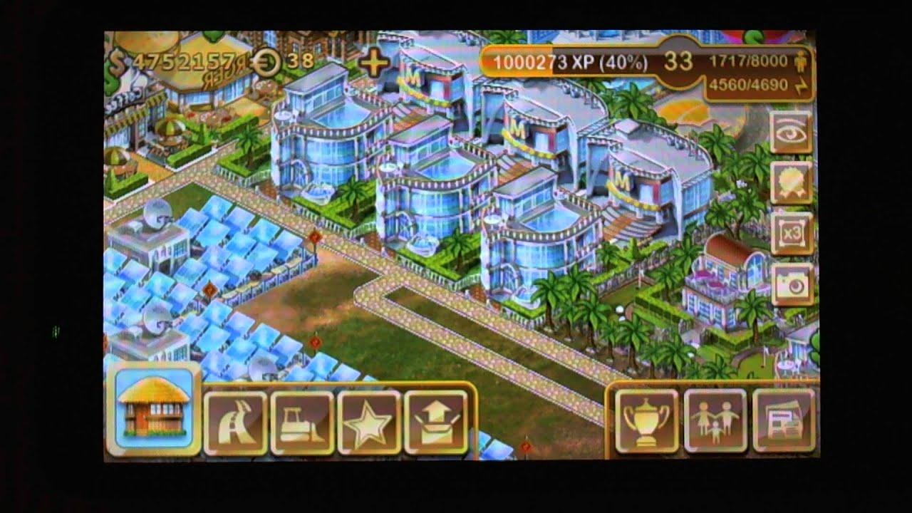 paradise island 2 apk v2.0.12 mod (unlimited money)