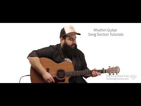 Fast Guitar Lesson and Tutorial - Luke Bryan