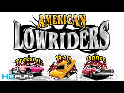 American Lowriders - Gameplay PC | HD