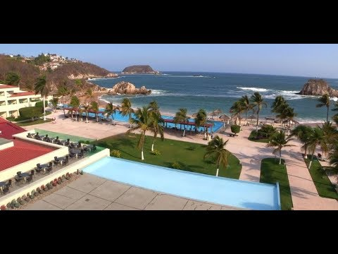Welcome To Dreams Huatulco Resort Spa Youtube