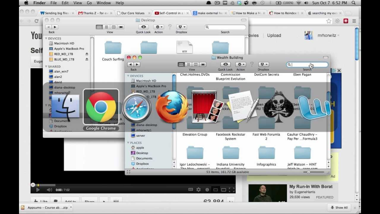 Make Your External Hard Drive Searchable On Mac Youtube Wd Harddisk Elements 25ampquot 1 Tb