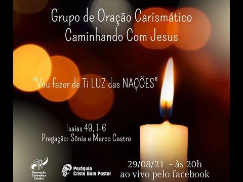 Grupo de Oração Caminhando com Jesus