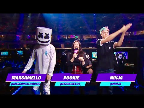NINJA Leaks NEW Marshmello Fortnite  Performance Announcement