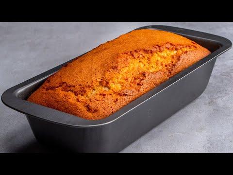 délicieuse-recette-de-gâteau-au-lait-fait-maison.-souple-comme-une-éponge!|-savoureux.tv