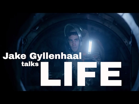 Jake Gyllenhaal interviewed by Simon Mayo