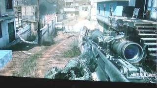 Call of Duty MW3 Modern Warfare 3 Auto Aiming Glitch PS3 and XBOX 360 Online