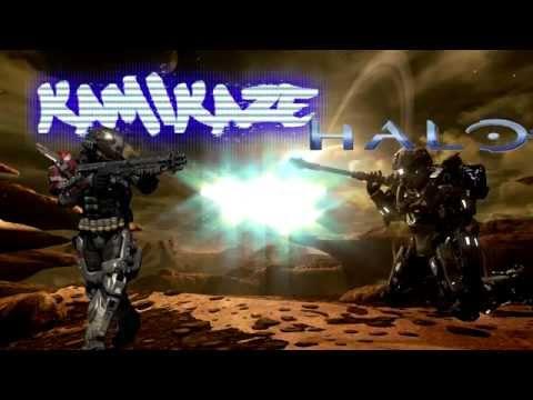 KAMIKAZE EL REY DE LAS BOLAS-halo 3- gameplay