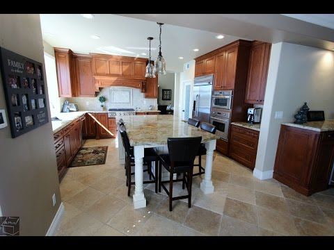 Tour Of Kitchen Remodel In Dove Canyon Orange County By APlus Interior Design & Remodeling