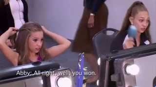 Dance Moms - Maddie Calls Abby After The Competition