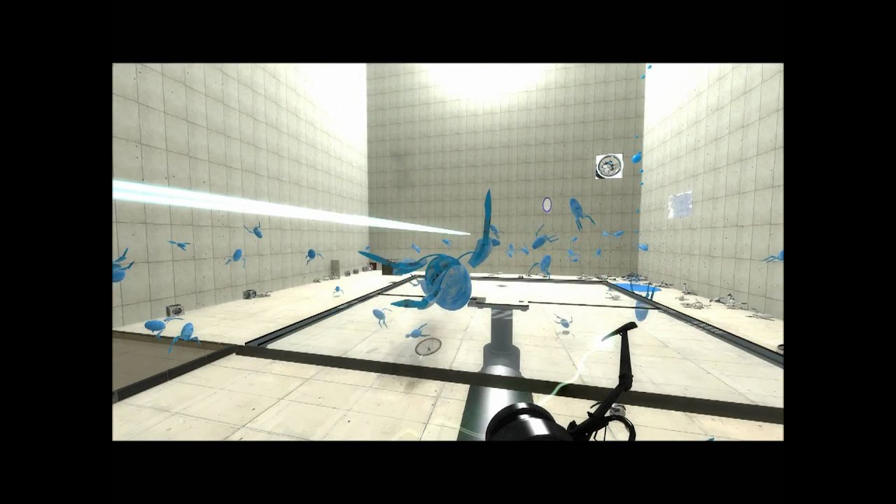 Portal 2: What is going on here? - YouTube