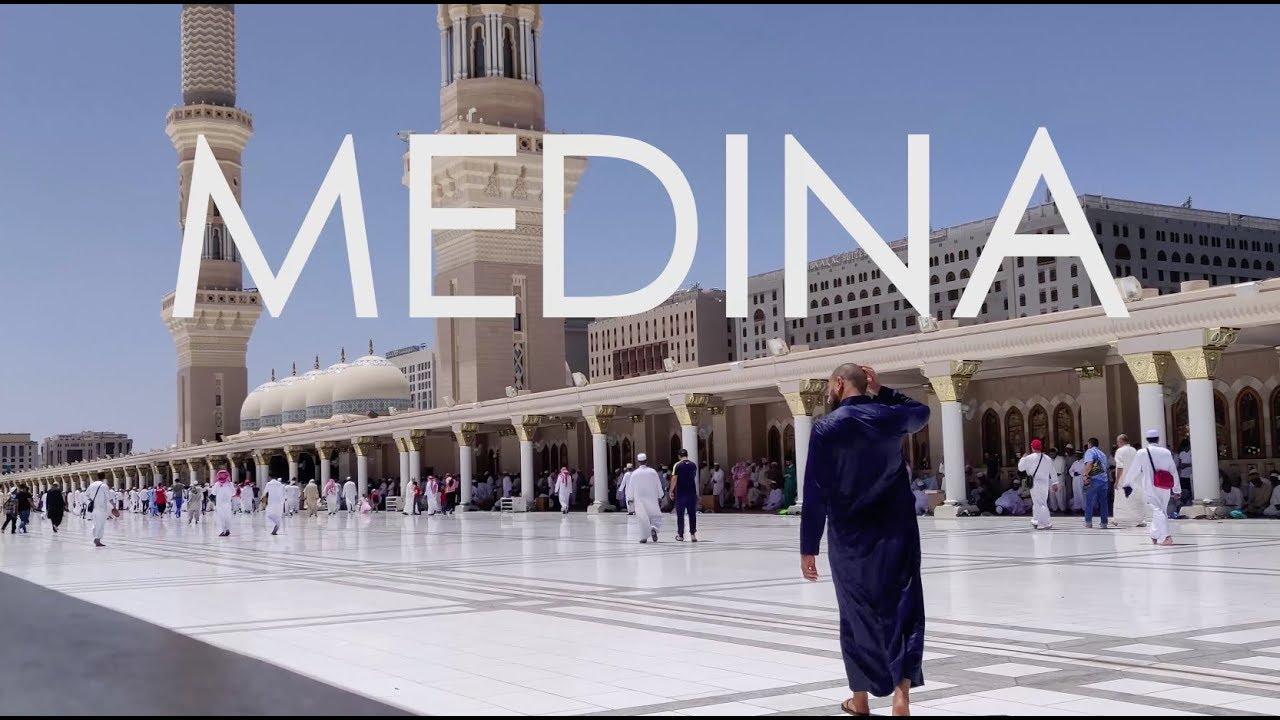 Medina Saudi Arabia YouTube