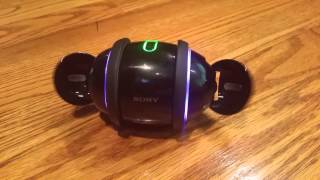 Sony Rolly dancing MP3 player - Skrillex Dubstep