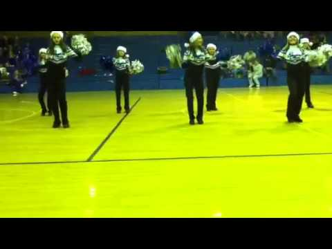 Letcher Elementary School Dance Team