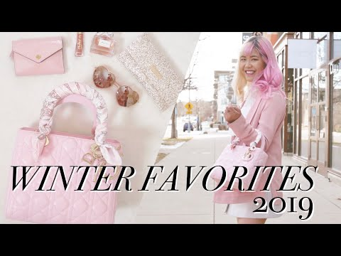WINTER FAVES 2019 AND BAG REVEAL! ♡ Dior, Liz Lisa & More ♡ xsakisaki
