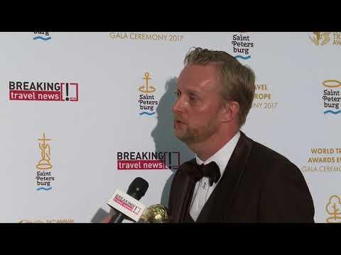 Kevin Thyge Helsinghof, global sales director, DFDS