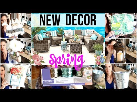 New Spring Home Decor | Affordable Outdoor Decor