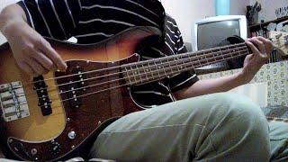 Парк Горького Gorky Park - Bang bass cover