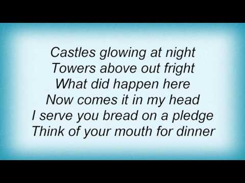Lou Reed - Ocean Lyrics mp3