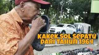 1# Kisah Inspiratif Kakek Tukang Sol Sepatu