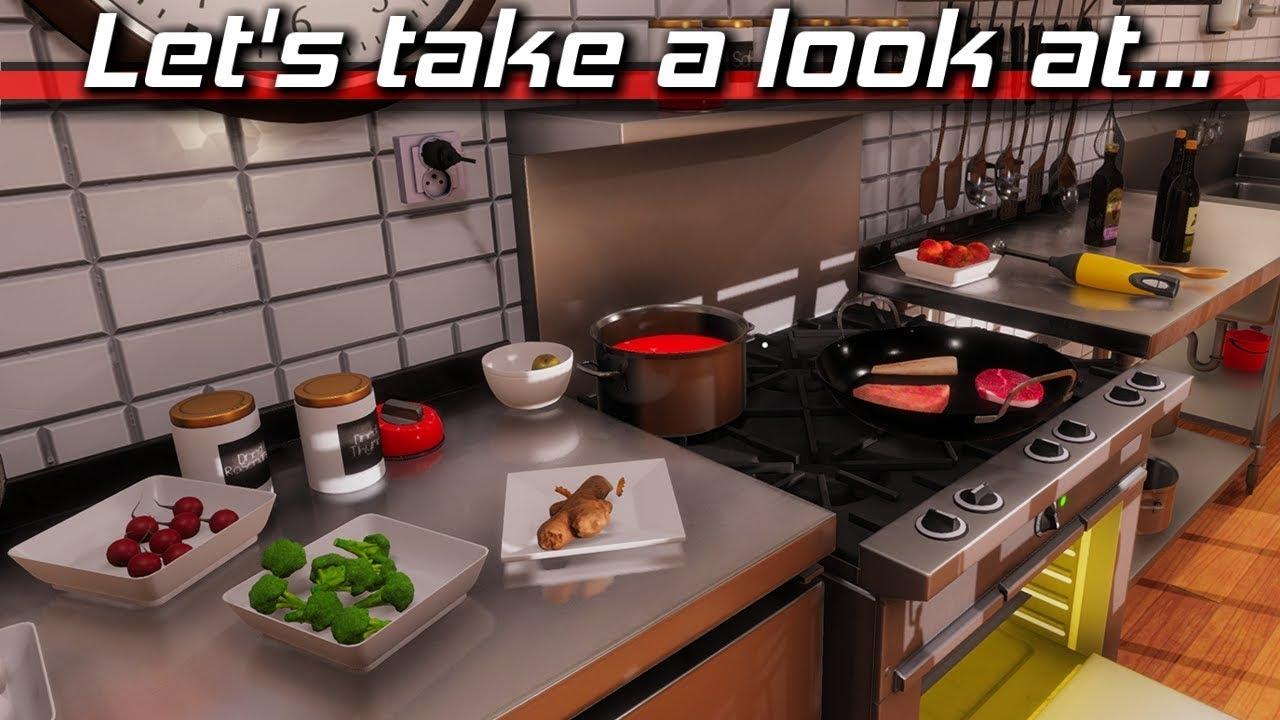 maxresdefault Cooking Simülatör Yemek Yapma Oyununu Bilgisayarını İndir