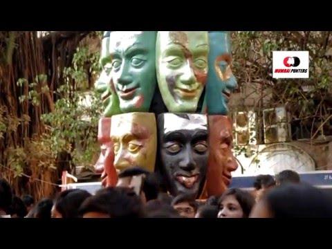 Kala Ghoda Art Festival  with Mumbai Punters (2016)