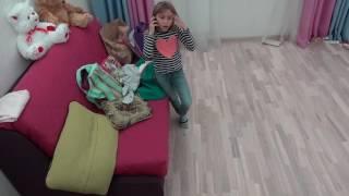 Детская пародия на клип Лабутены