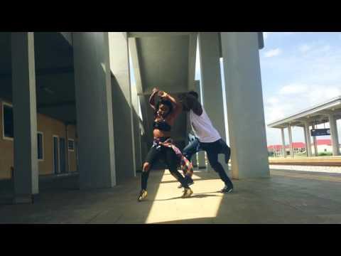 DISTANCE - OMARION (DANCE COVER) l ENOYONG & ADILARINGZ