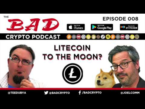 Litecoin to the Moon?