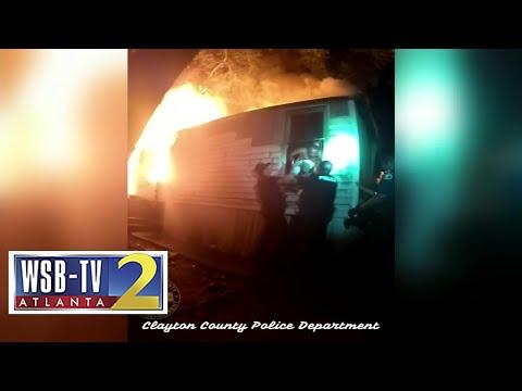 Riverdale police major shot, killed in Clayton County - YouTube