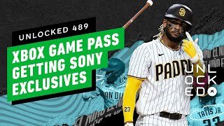 Xbox Game Pass Is Getting Sony Exclusives Now - Unlocked 489