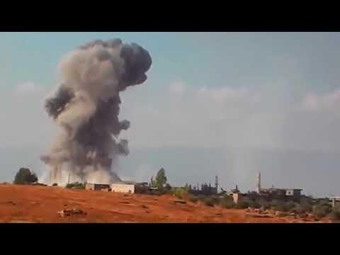 WW3 SHOCKING NEWS: RUSSIAN SU 30 BOMBING ISLAMIC TORRORIST IN SYRIA LIVE
