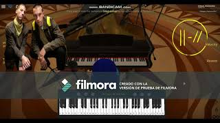 The hype-Twenty One Pilots | Piano 🎹 | ROBLOX