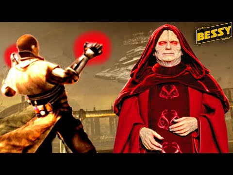 Sidious' Thoughts On How POWERFUL Starkiller Was - Explain Star Wars