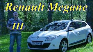 видео Технические характеристики Рено Меган 2006