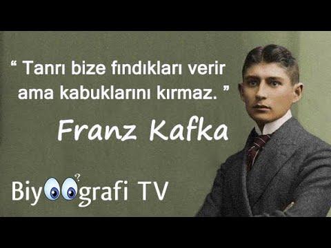 Franz Kafka Kimdir ? ( Türkçe Seslendirmeli Hayatı Kısa Biyografi Belgeselleri )