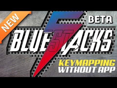 BLUESTACKS 5 BETA KEYMAPPING WITHOUT INSTALLING BLUESTACKS 4    KEYMAPPING WITH CFG FILE  2021 NEW