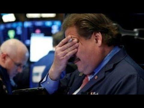 Concerns US stocks are heading into a bear market