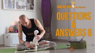 Questions & Answers: Who is my guru and more - Q&A 006