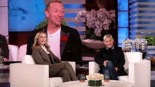 """Emily Blunt heeft spijt: """"Ik heb Chris Martin uit mijn leven gewist"""""""