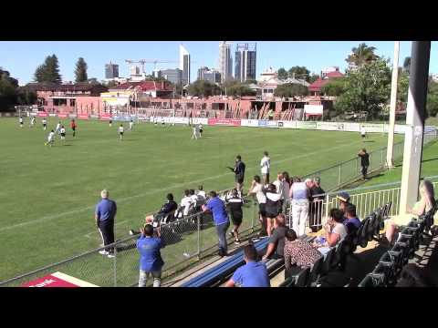 WA NPL U13 Perth SC vs Bayswater 19 April 2014 HD