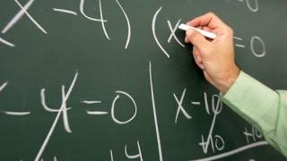 Napalte učitele matematiky!