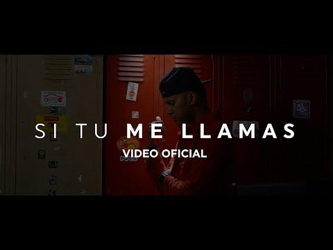 Indiomar - Si Tu Me Llamas (Video Oficial) 2018