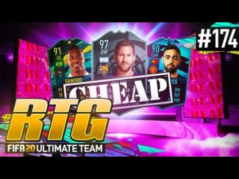 HOW TO COMPLETE SBC'S FOR CHEAP! - #FIFA20 Road To Glory! #174! Ultimate Team
