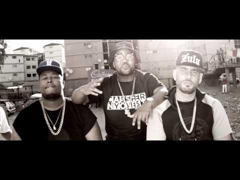 Cassper Nyovest - Ghetto ft. Anatii, DJ Drama